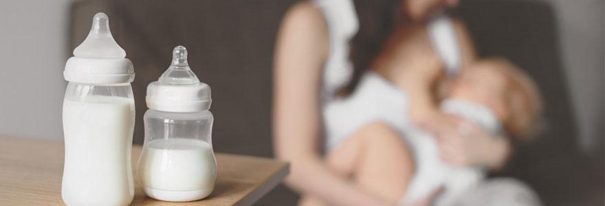 Conserver le lait maternel